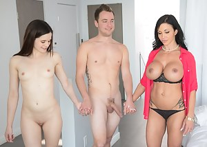 Best HD FFM Porn Pictures